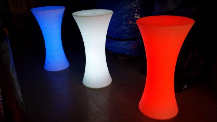 LED cocktailtafel