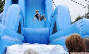 Adrenaline glijbaan voor de durvers