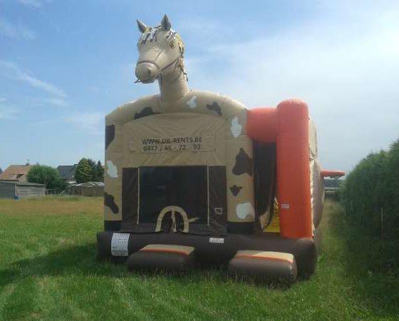 Pony 5n1 springkasteel